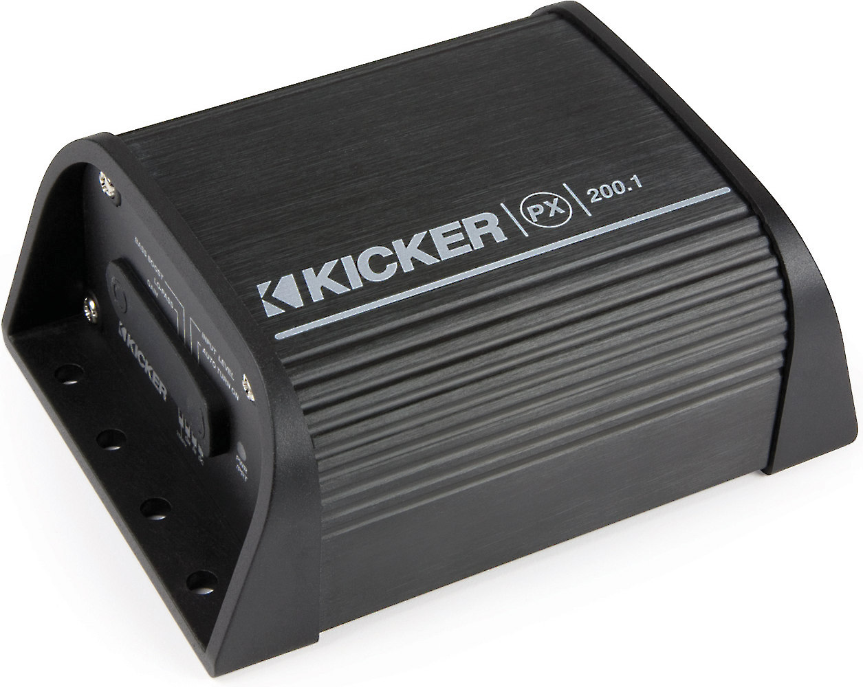 7baeae57 Kicker 12PX200.1 Compact mono subwoofer amplifier — 200 watts RMS x 1 at  1/2 ohm at Crutchfield.com