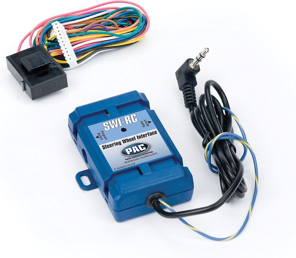 x541SWiRC F pac swi rc steering wheel control adapter connects your car's GM Wiring Harness at edmiracle.co