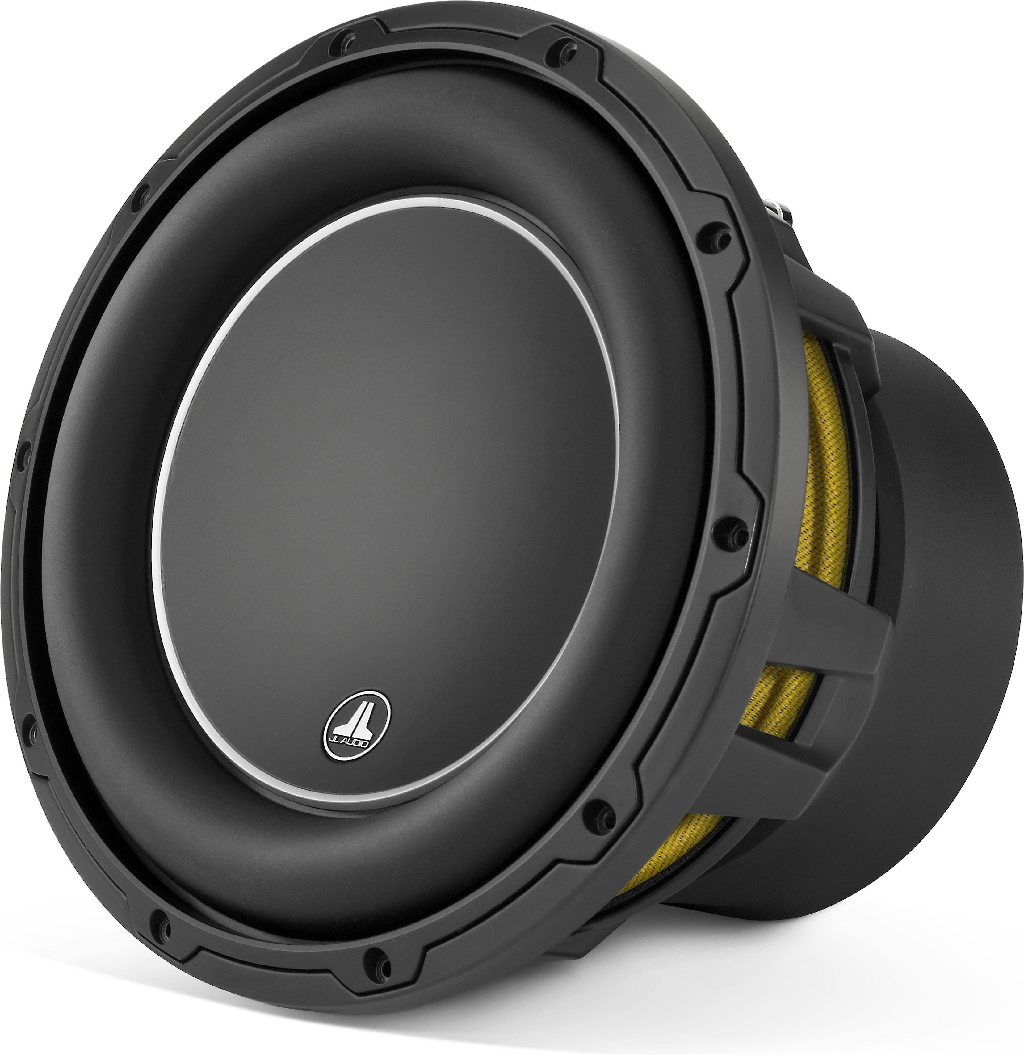 jl audio 10w6v3-d4 w6v3 series 10