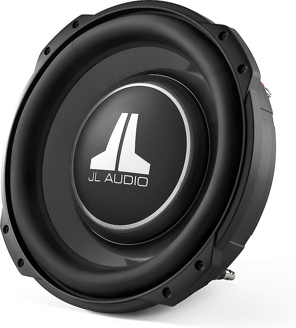 JL Audio 12W3v3-2 12 Single 2 ohm W3v3 Series Subwoofer 12W3v3