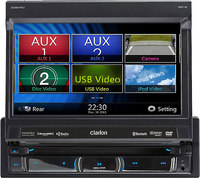 Clarion NZ503  Navigation Receiver