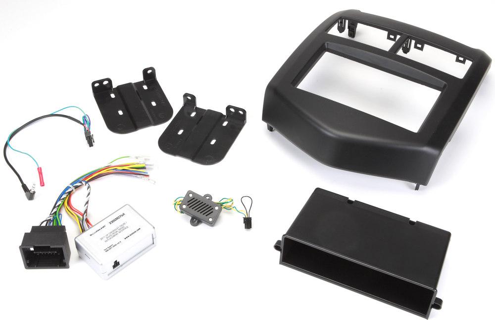 scosche gm5204 dash and wiring kit black install a new car stereo rh crutchfield com Chevrolet Wiring Diagram Color Code Chevy Wiring Schematics