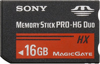 Sony MSHX16B/MN 16GB MS Pro-HG Duo