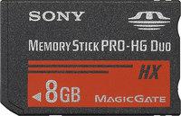 Sony MSHX8B/MN 8GB Pro-HG Duo