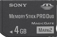 Sony MSMT4G/TQMN 4GB MS Pro Duo Mark 2