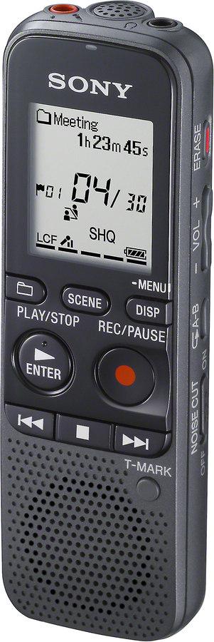 manual sony icd px333