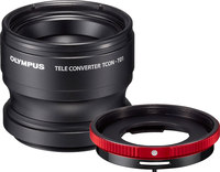 Olympus Telephoto Tough Lens Package- Includes TCON-T01  ...