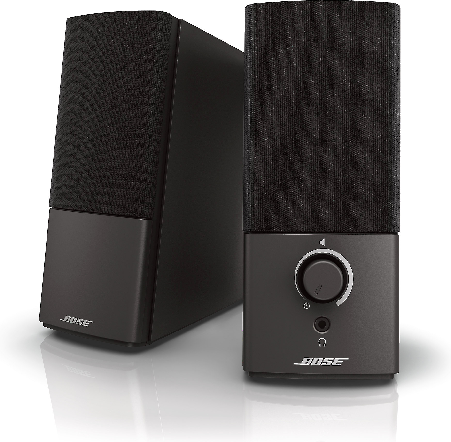 Bose Companion 2 Series Iii Multimedia Speaker System At Crutchfield