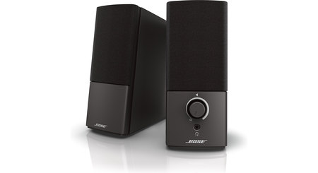 Bose® Companion® 2 Series III multimedia speaker system