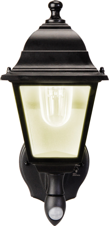 Maxsa 44219 led wall sconce motion activated battery powered maxsa 44219 led wall sconce motion activated battery powered exterior light at crutchfield aloadofball Gallery