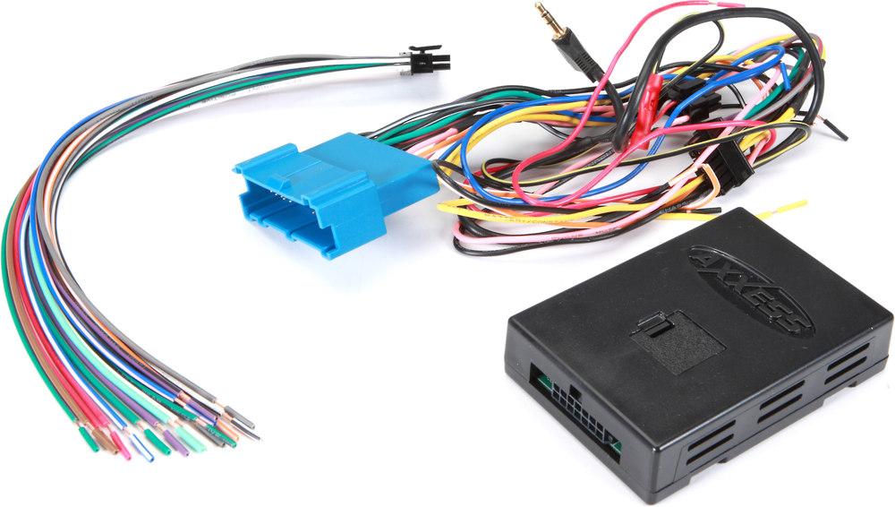 Metra GMOS-06 Wiring Interface Connect a new car stereo and retain ...