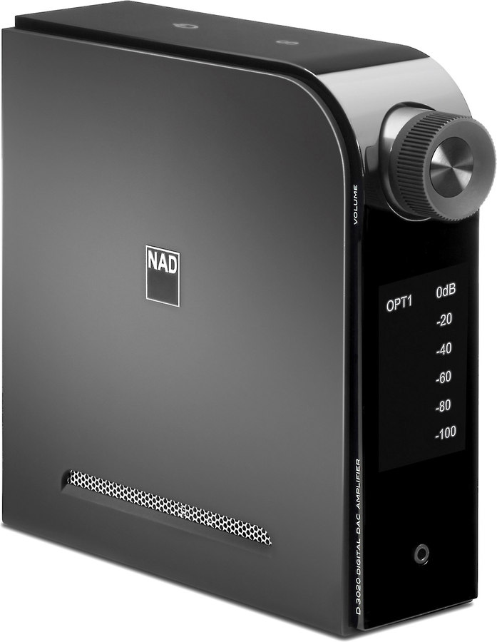 NAD D 3020 Stereo Integrated Amplifier With Built In DAC And BluetoothR At Crutchfield