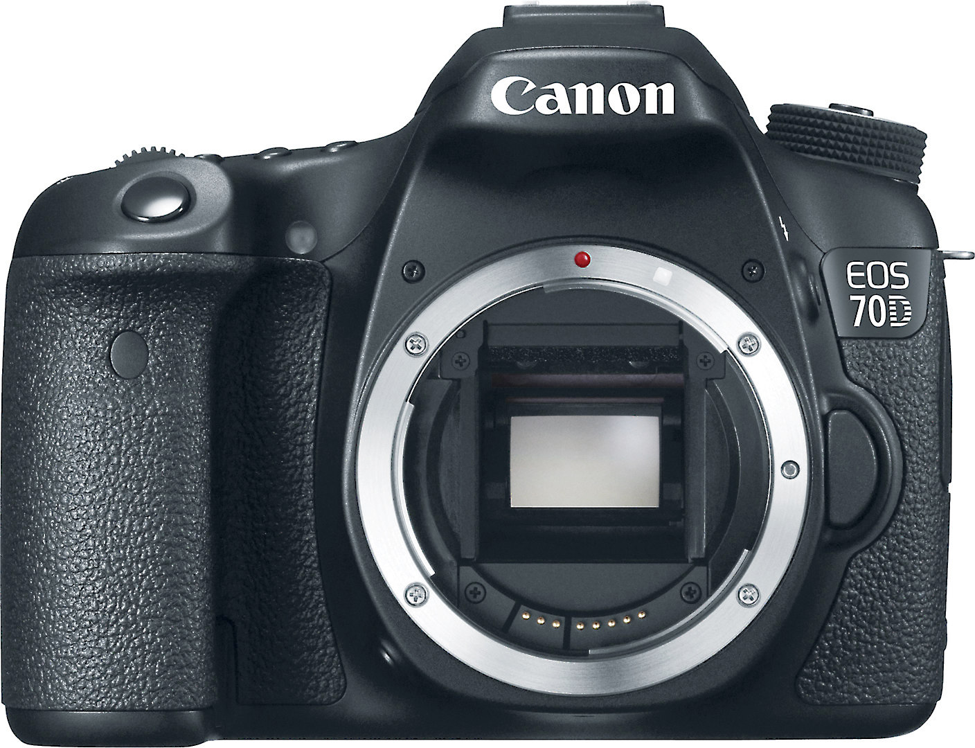 Canon Eos 70d No Lens Included 20 Megapixel Digital Slr Camera With Dual Pixel Cmos Autofocus And Wi Fi At Crutchfield
