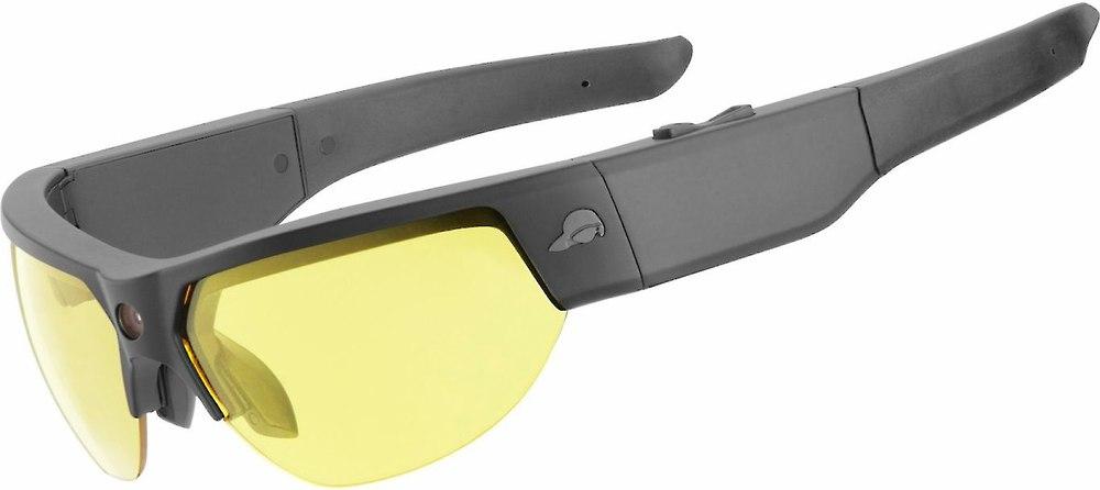 Pivothead Recon (Black Jet) Sport sunglasses with built-in ...