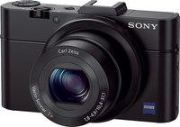 Sony DSCRX100M2/B Digital Camera- Black  -