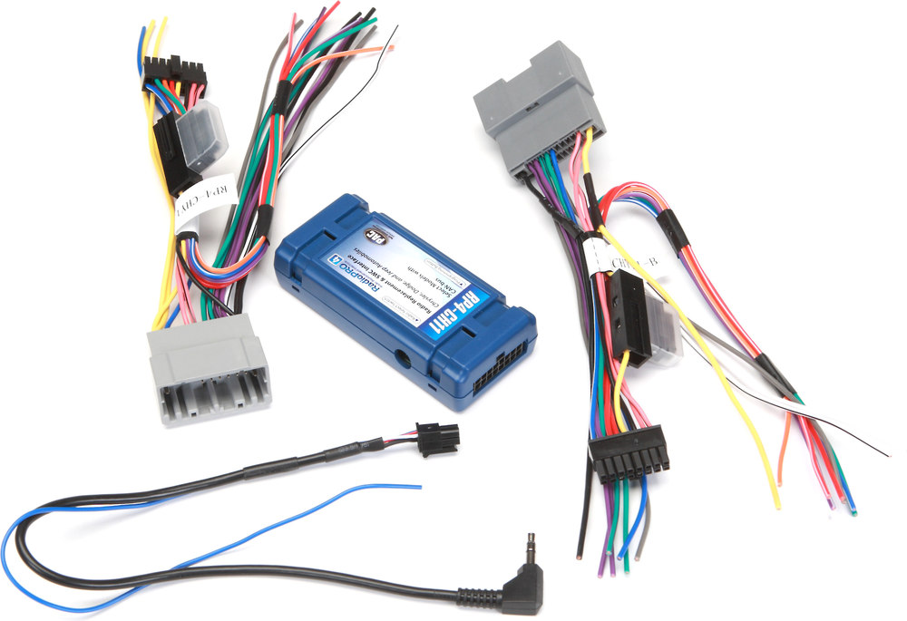Pac Rp4 Ch11 Wiring Interface Connect A New Car Stereo And