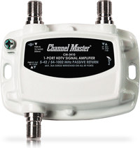 Channel Master 3410  Single Output Distribution Amp
