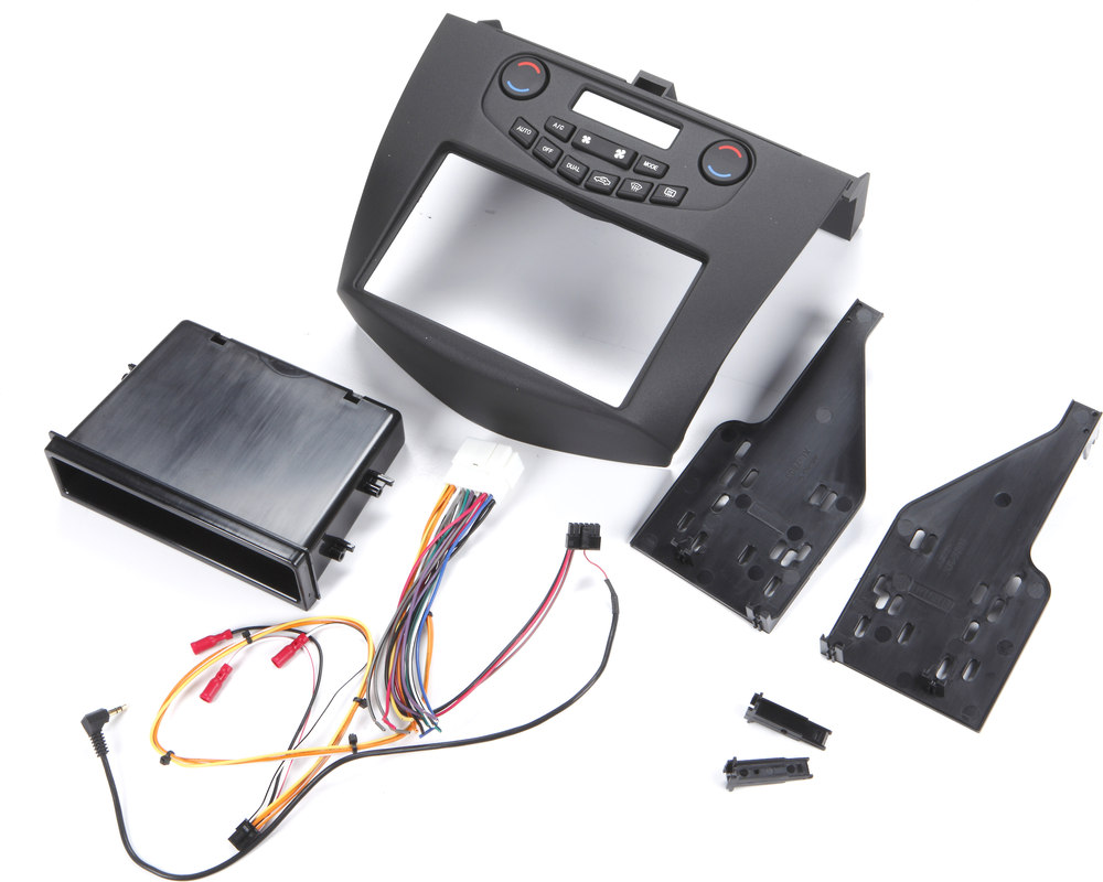 Metra 99 7803 Dash And Wiring Kit Install Connect A New Single Radio Fascia Panel Car Stereo Fitting Din Or Double In Your 2003 07 Honda Accord Without Navigation At
