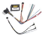 Crux SWRVW-52  VW Radio Interface w/SWC Retention