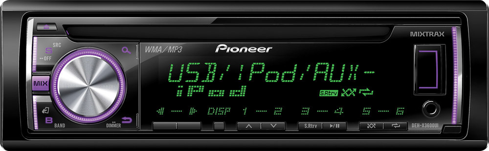 x130X3600Ui F pioneer deh x3600ui cd receiver at crutchfield com pioneer deh x36ui wiring diagram at mr168.co