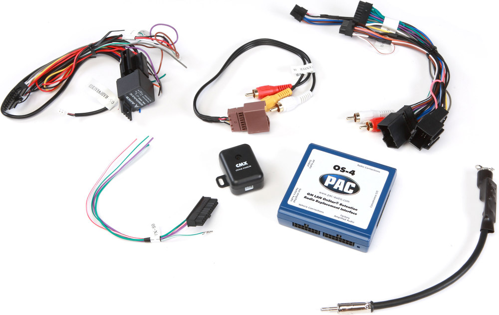 x127OS4 o pac os 4 wiring interface connect a new car stereo and retain Wiring Harness Diagram at alyssarenee.co