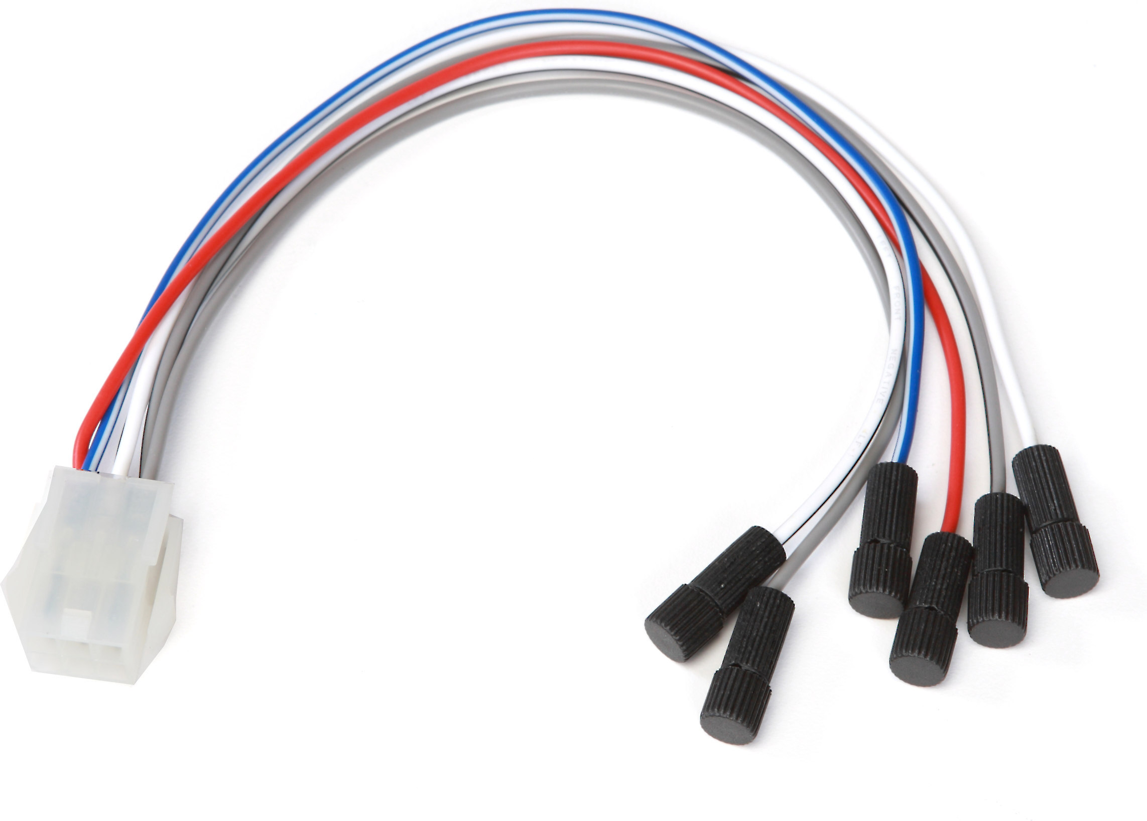 Bazooka F.A.S.T.-9999 Universal connection harness for powered Bass Tubes  at CrutchfieldCrutchfield