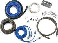 Kicker CK4  4 AWG Amp Kit w/ RCA