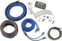 Kicker CK8  8AWG Amp Kit w/ RCA