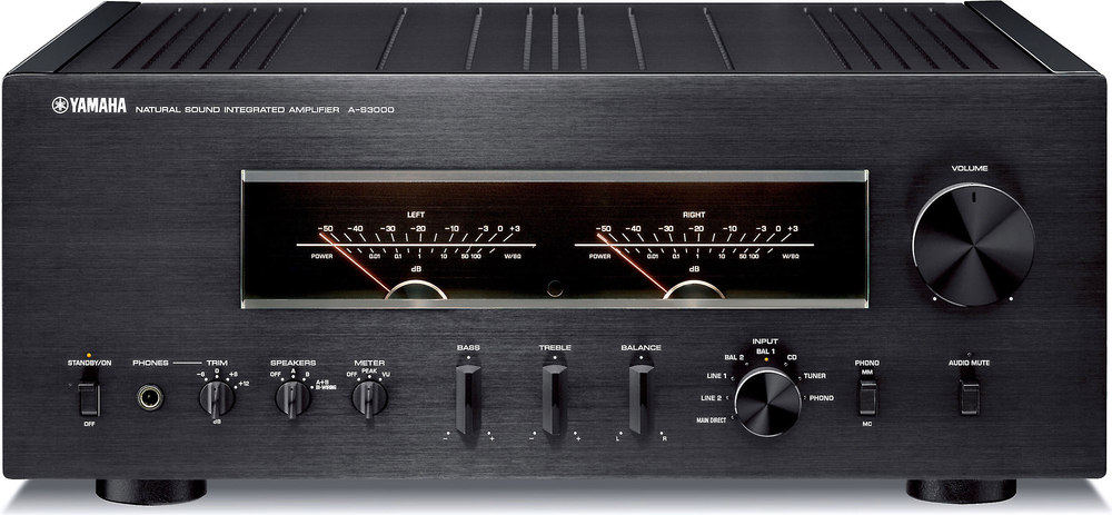 yamaha a s3000 stereo integrated amplifier at. Black Bedroom Furniture Sets. Home Design Ideas