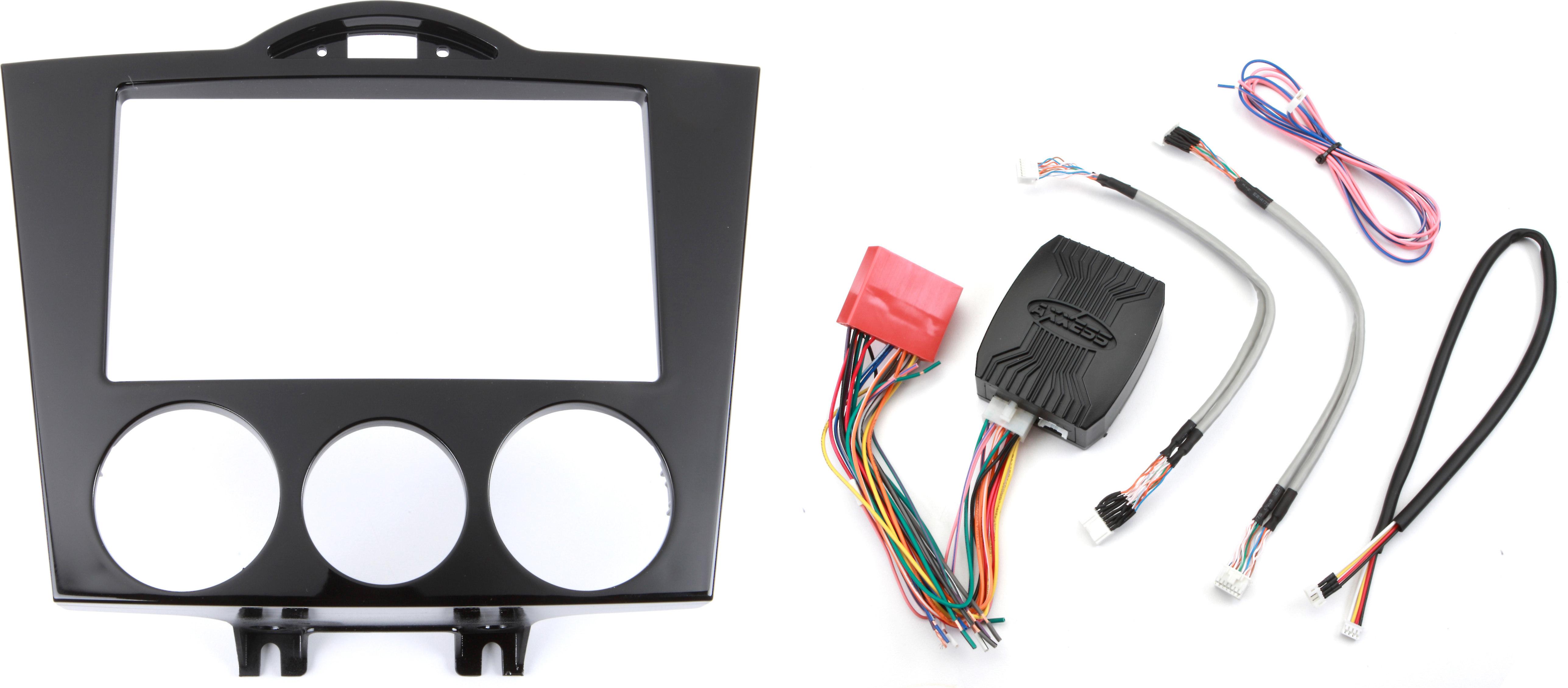 Metra 95-7510 Dash and Wiring Kit (Gloss Black)