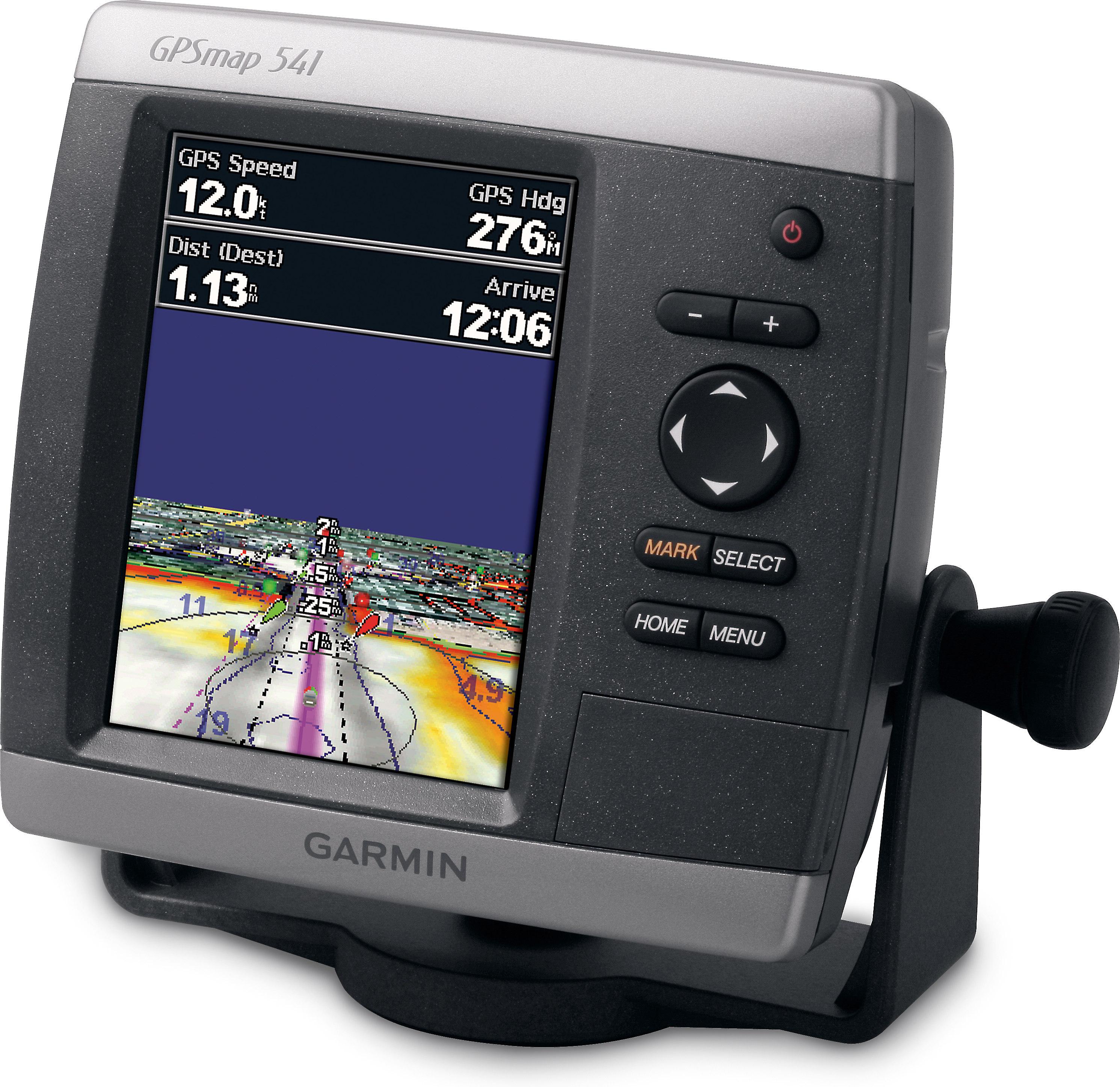 Garmin GPSMAP 541 Chartplotter with 5