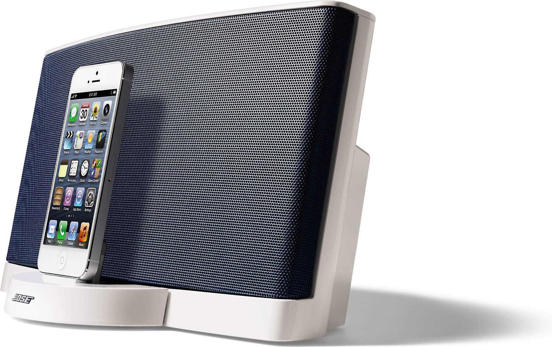 Bose® SoundDock® Series III digital music system — Limited Edition Color  Collection (Blue)