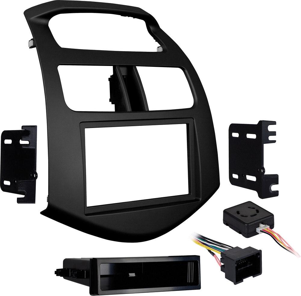 Metra 99 3309b lc dash and wiring kit