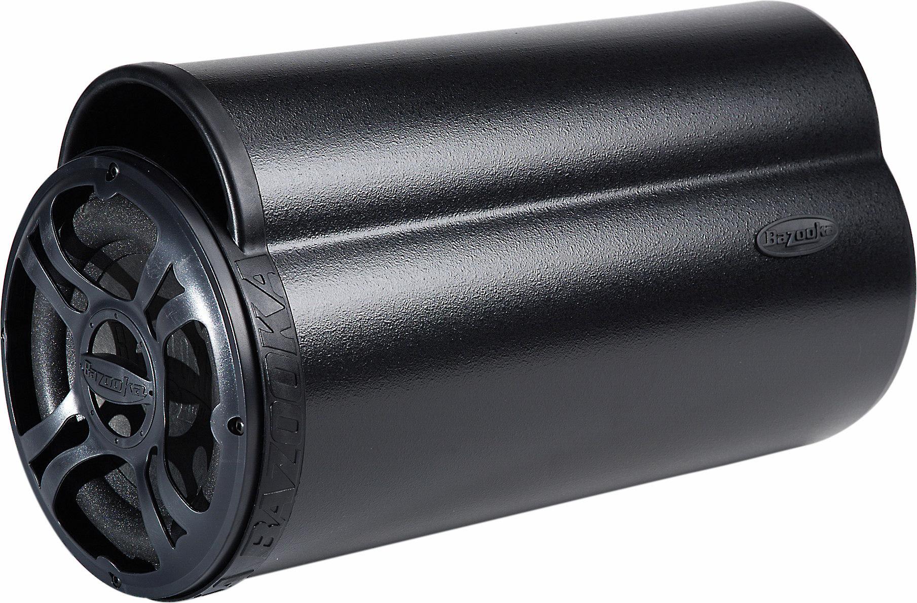 Bazooka BTA8100 BT Series 100-watt powered 8