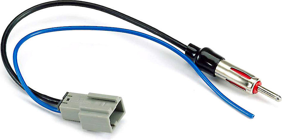 Metra 40-HD10 Antenna Adapter Connect a new radio to the factory antenna in  select 2005-up Honda and Mazda vehicles — Motorola male to stock antenna  female at CrutchfieldCrutchfield