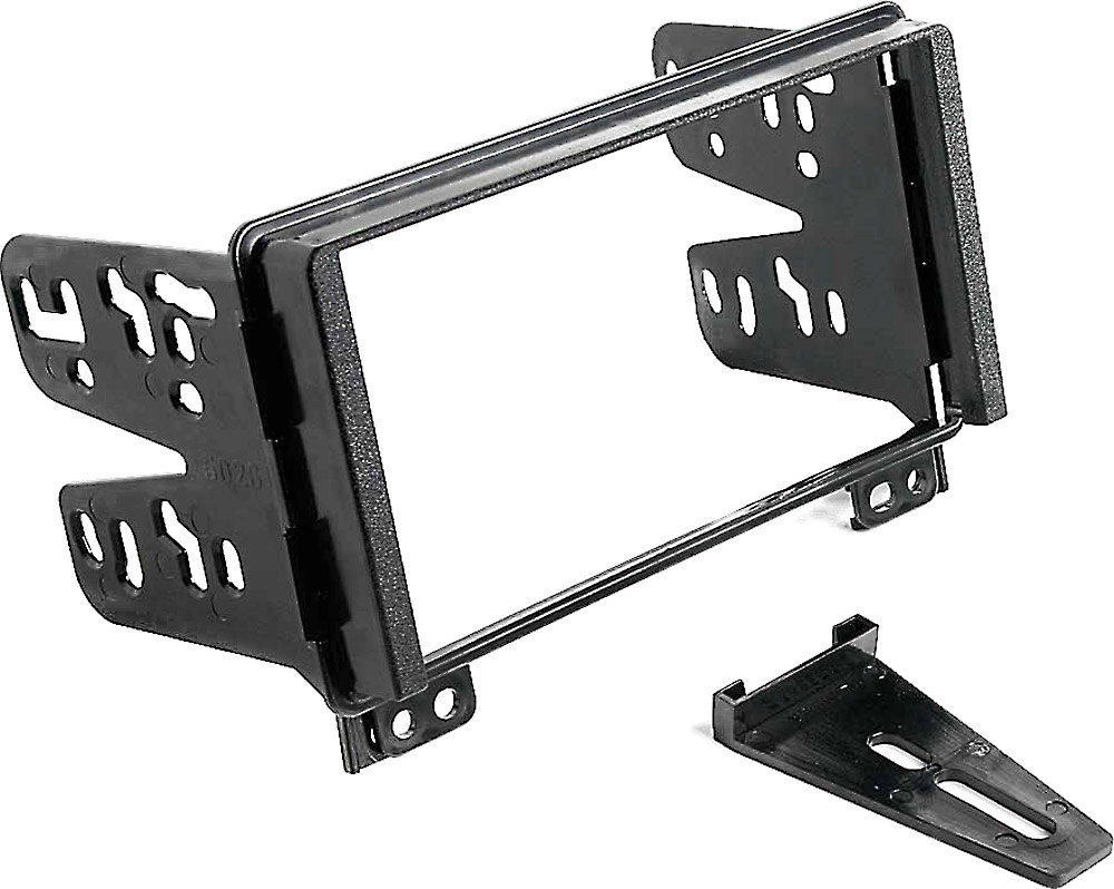 Metra 95 5026 Dash Kit Fits Select 2001 Up Ford Lincoln And 20012006 Round Pin Car Stereo Fascia Surround Wiring Fitting Mercury Models Double Din Radios At