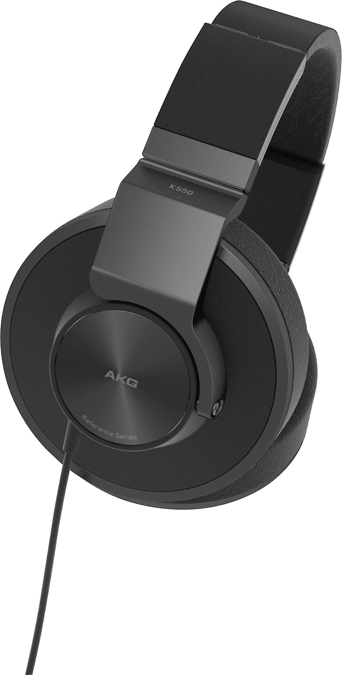 c8bb0645d4c AKG K 550 (Factory Refurbished) Around-the-ear headphones at Crutchfield.com