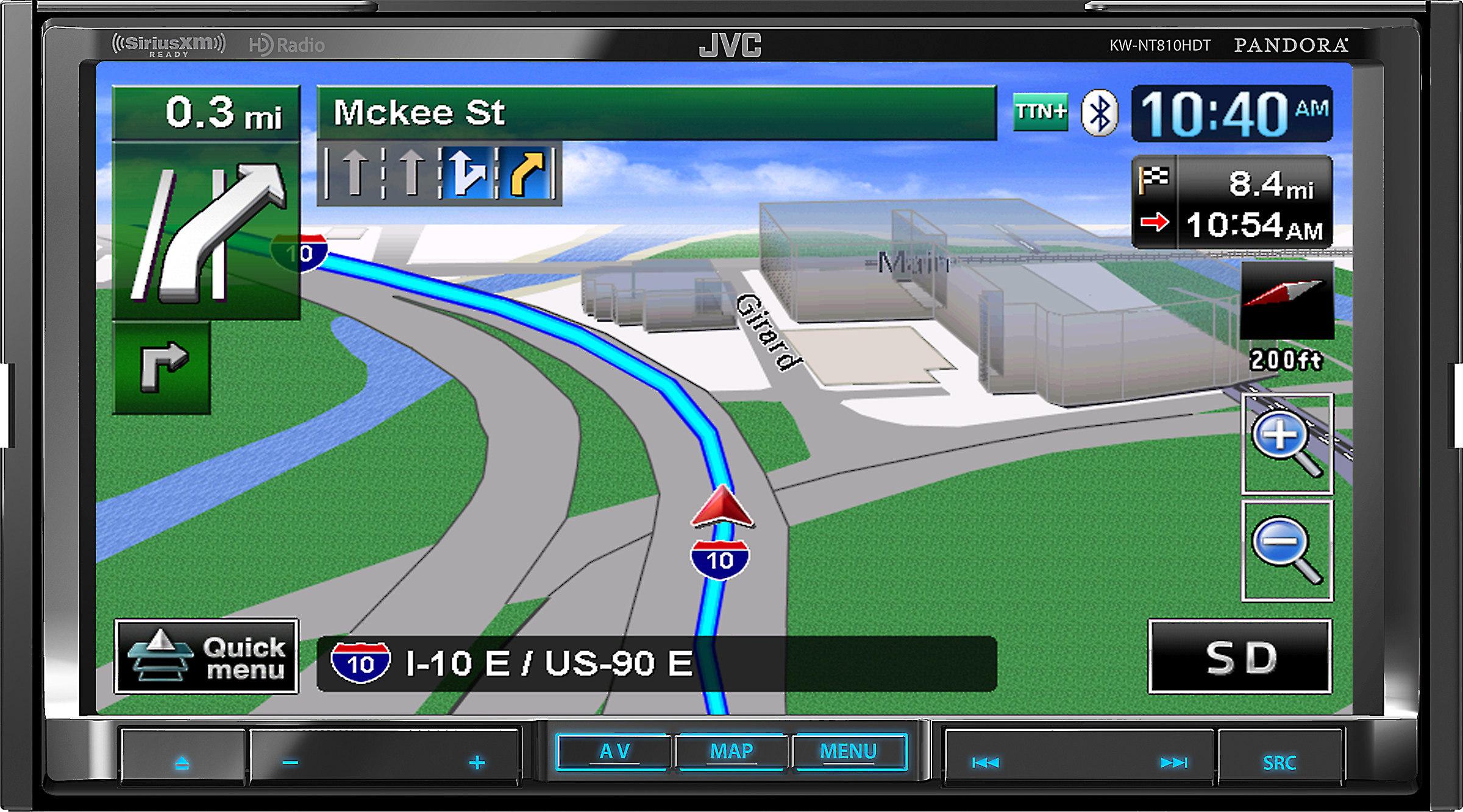 DRIVER UPDATE: GVC PC 810