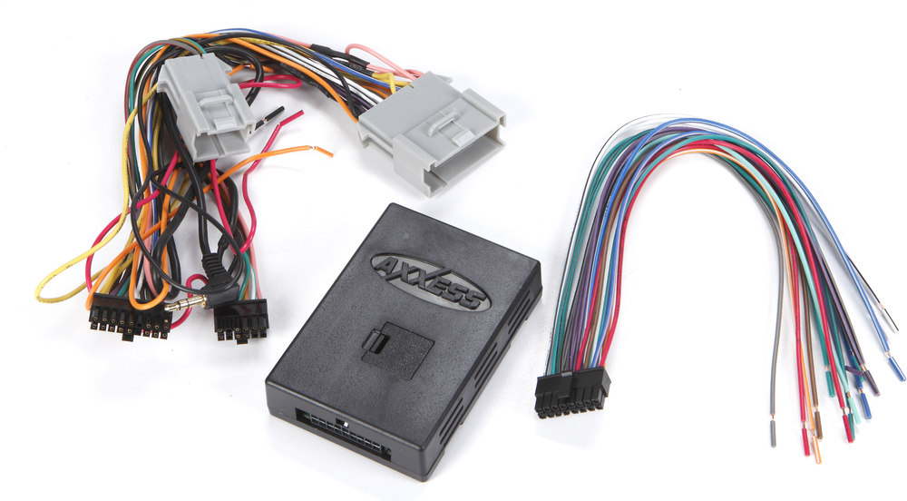 x120GMOS04 O metra gmos 04 wiring interface connect a new car stereo and retain  at fashall.co