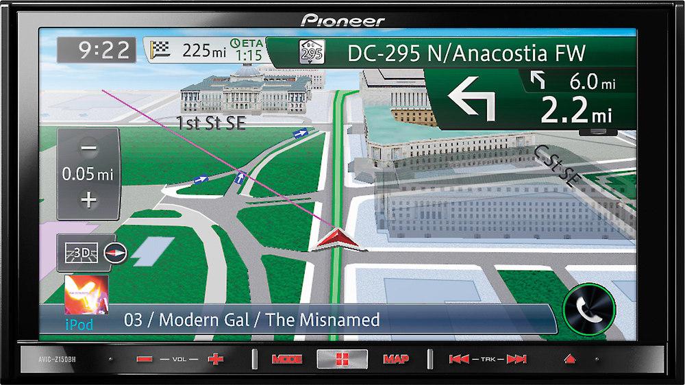 PIONEER AVIC-Z150BH GPS DRIVERS FOR MAC