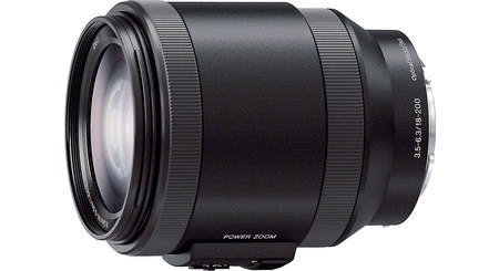 Sony SELP18200 18-200mm f/3.5-6.3