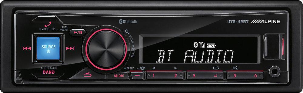 x500UTE42BT F alpine ute 42bt digital media receiver at crutchfield com alpine ute-42bt wiring harness at crackthecode.co