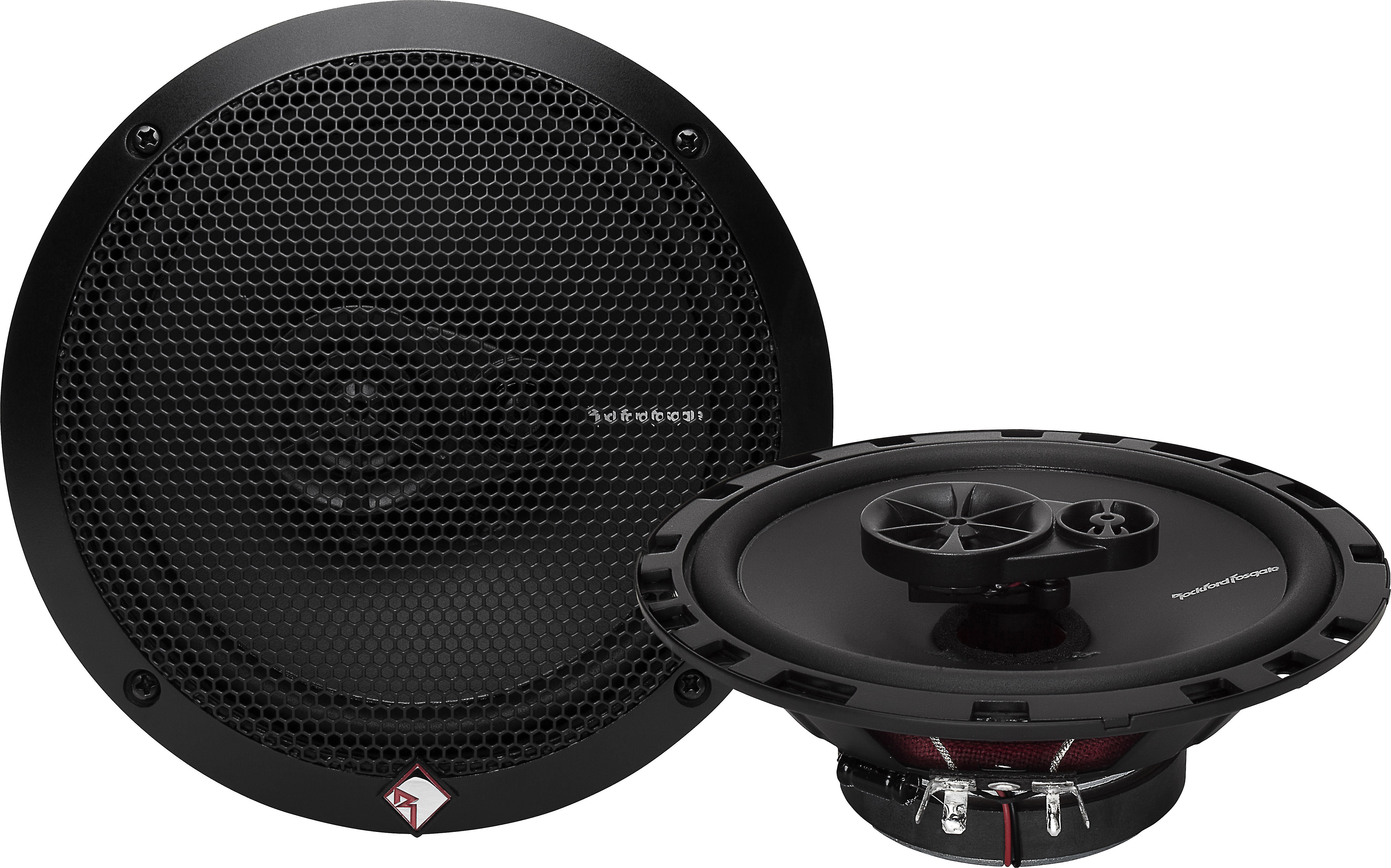 """PIONEER TS-G1645R 6.5/"""" Front /& Rear Door Speakers+install kit for Toyota"""