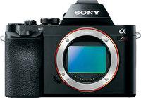 "Sony Alpha ILCE-7R/B Interchangeable Lens Camera- E-Mount, 36.3MP, 3"" LCD, HD, 4K Still, Wi-Fi, NFC"