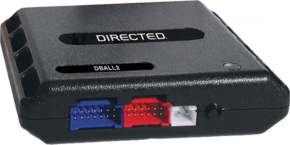 Xpresskit Dball2 Databus All Interface Module Connects A Security System To Your Vehicle U0026 39 S