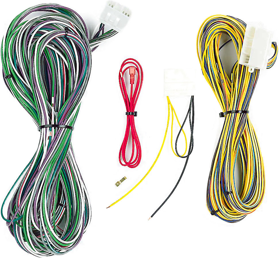 Metra 70 6504 Amp Bypass Harness Allows You To Install A New Car Wiring Diagram For 2012 Dodge Avenger Stereo And The Factory Amplifier In Select Jeep Chrysler Vehicles At