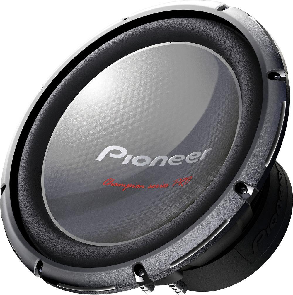 x130TW3K3D4 F pioneer champion series pro ts w3003d4 12\