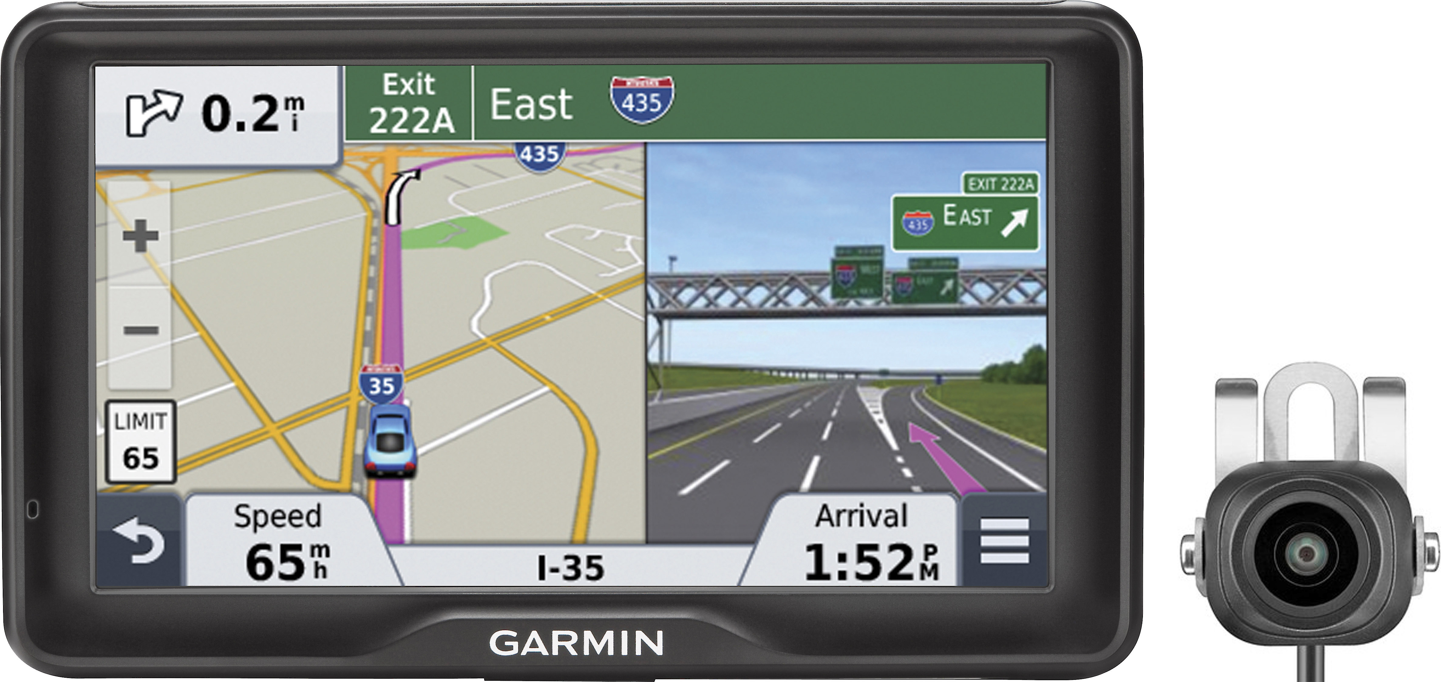 Garmin nüvi® 2798LMT and BC 20 Package