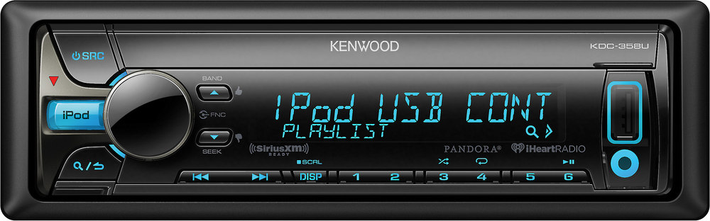 x113KDC358U F kenwood kdc 358u cd receiver at crutchfield com kenwood kdc 610u wiring diagram at bayanpartner.co