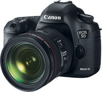 Canon EOS 5D Mark III w/ 24-70mm Lens